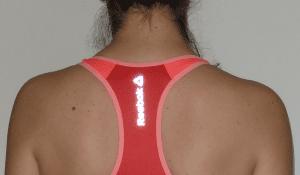 trapezoid back