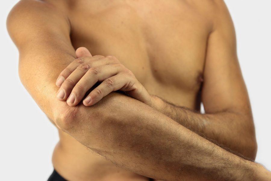 Tennis elbow και προπόνηση με βάρη