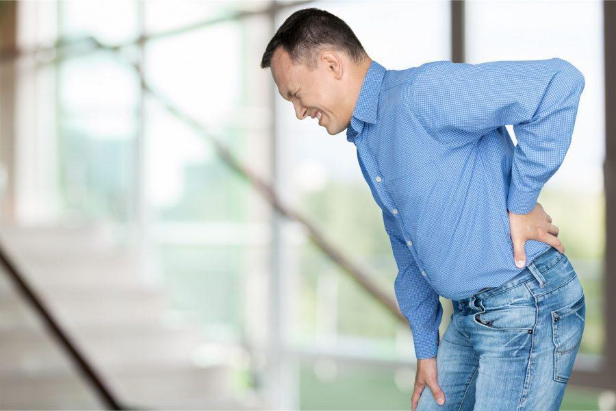Πόνος στη μέση και εκφυλισμός της σπονδυλικής στήλης