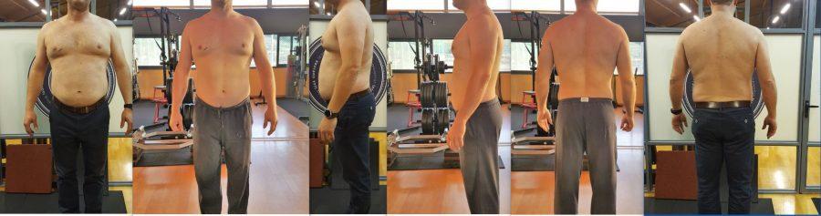 Σωματική εμφάνιση και γυμναστική