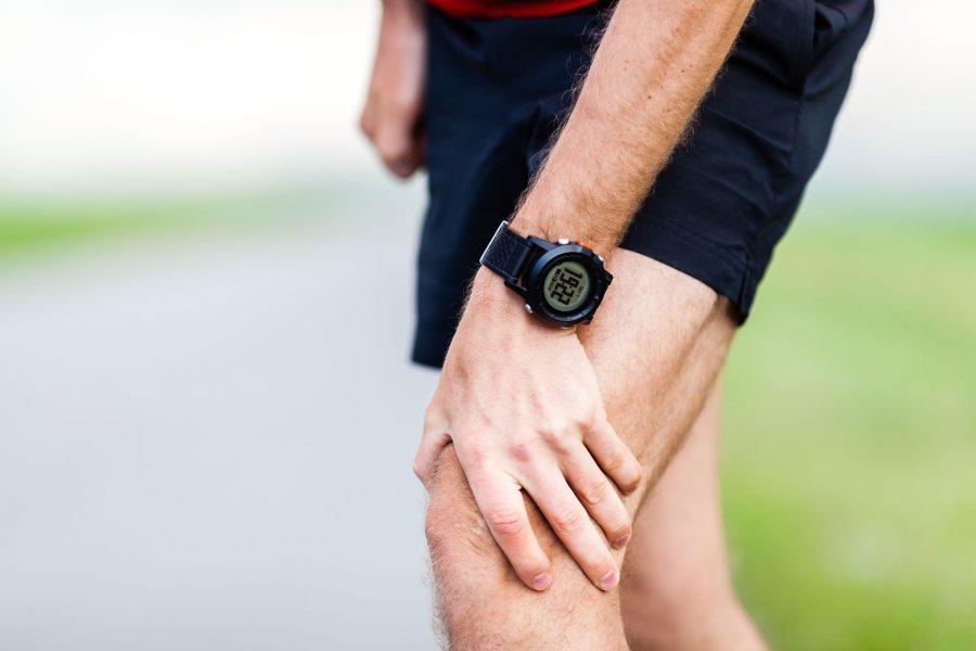 Πόνος στο γόνατο και μια πιθανή αιτία