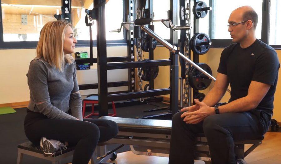 To Body Solutions μιλάει με την Εύη Σταθάτου