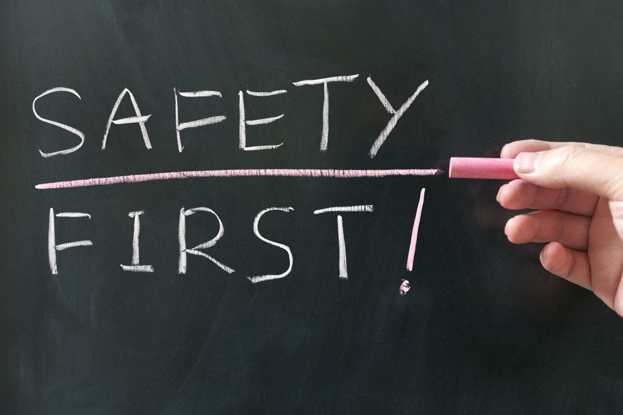 Μέτρα προστασίας και προδιαγραφές λειτουργίας