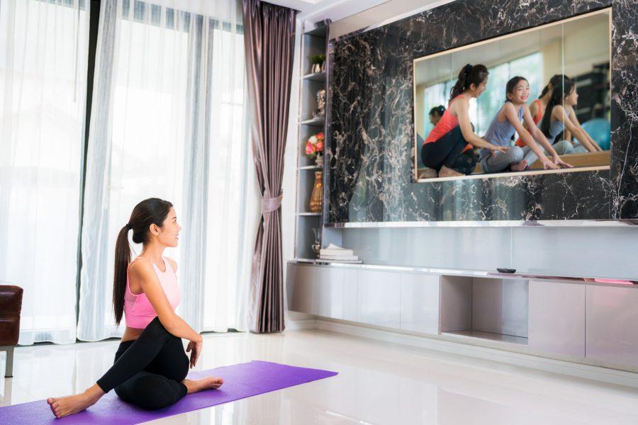 Online προγράμματα γυμναστικής